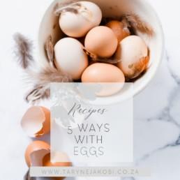 best way to serve eggs for breakfast